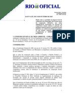 Resolução Cepram Nº 4.327, De 31 de Outubro de 2013