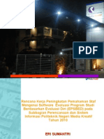 Bahan Presentasi eri Kkp Diklat Pim IV Angkatan 115 Absen 16 Pusdiklat Depdiknas