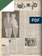 La Dolce Musto, April '96