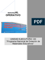 MANUAL OPERATIVO UE 120-Dotación de Materiales Educativos (8)