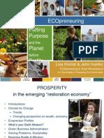 Ecopreneur Present ExtendedMREA