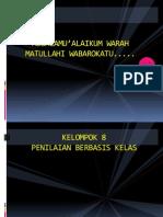 ppt evaluasi klpk8