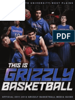2011-2012 Grizzly Basketball Media Guide