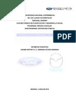 Informe Pasantias Luis Roa-1