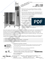 Alto Shaam QC100 Quickchiller