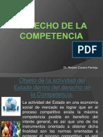 Competencia. Mercado Relevante, Poder de Mercado, Posiscion de Dominio y Abuso - Produccion- Clase 3