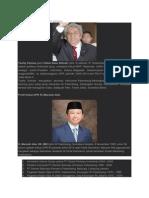 Profil Ketua MPR RI
