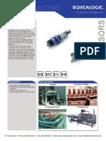DataSensor S18 Configurable Output Sensors