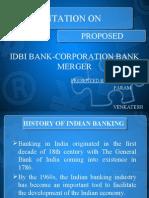 Presentation on Idbi-corp