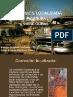 39699482 Presentacion de Corrosion Por Picadura