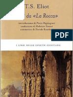 """T. S. Eliot - Cori da """"La Rocca"""""""