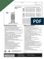Traulsen RDT - ADT Refrigerator-Freezer
