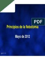 Fundamentos de Flebotomia