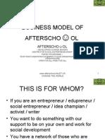 Business Model of Afterschoool
