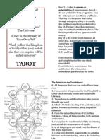 BOTA Tarot Cards With Explanations