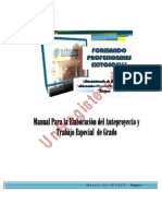 Manual Iutecp