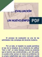 2. Evaluacion. Un Nuevo Enfoque