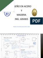 Diseño en Acero y Madera - Aranis