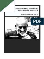 Leopoldo Maria Panero .- Antologia