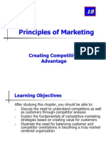 Competitive Strategies58
