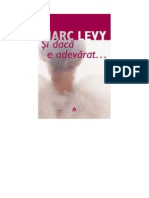136783948 Marc Levy Si Daca e Adevarat