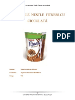 Proiect Marketing +Chestionar Nestle Fitness