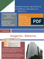 Presentacion Edificos Reforma
