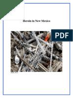 heroin addiction in albuquerque 2014