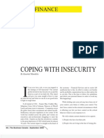 Article_Business Canada_Coping With In Security