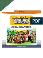 Prevención de Desastres-Guía Práctica