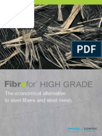 Brochure Fibrofor High Grade_A5-En