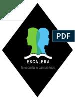 Placas Rombo Negro ESCALERA