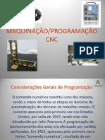 Apresentação CNC