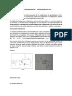 Informe Tecnicoamplicador Darlington y Amplificador Push