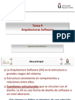 IS4.11.12.Tema.ix.Arquitecturas Software