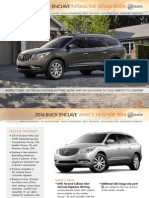 2014 Enclave Detail Book