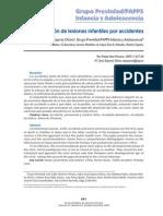 Prevención de Lesiones Infantiles Por Accidentes