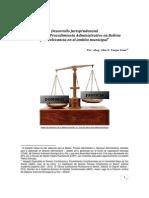 ENSAYO - Desarrollo Jurisprudencial de la Ley de Procedimiento Administrativo en Bolivia