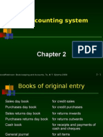 Chapter 2 the Accounting System
