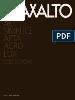 Maxalto Collection 2013