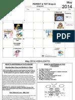 KNH Calendar May 2014