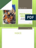 Psicologia Industrial Unidad II