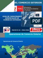 EXPORTACIÓN - ASPECTOS ESENCIALES