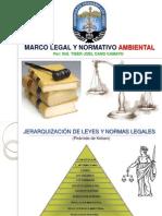 Clase N_ 4, Normativa Ambiental EIA