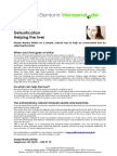 Zeolita Liver Detoxification