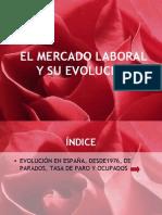 EL MERCADO LABORAL Y SU EVOLUCIÓN