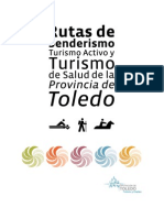 Senderismo Toledo