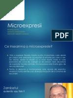 Microexpresii