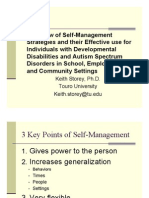 KS Self-Management Winnipeg 2014