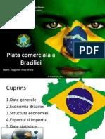 Piata Comerciala a Braziliei